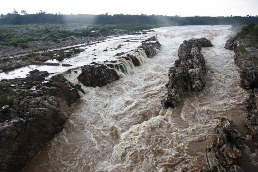 Dhuandhar Falls, Jabalpur, Madhya Pradesh
